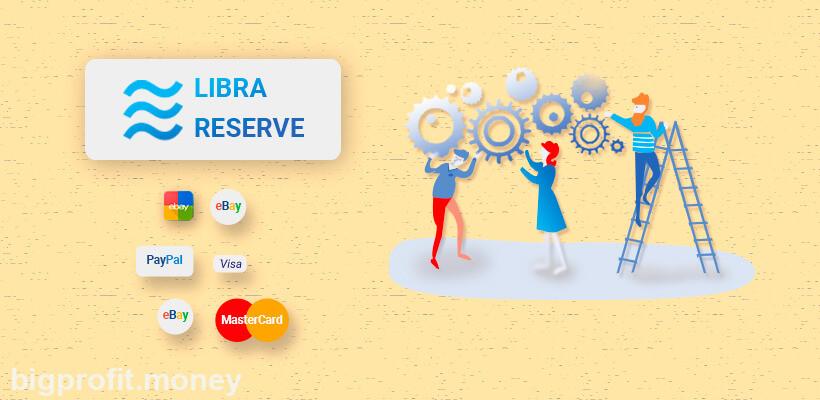 создании криптовалюты Libr